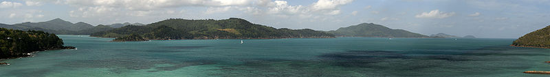 Hamilton Island, Queensland, Australien. Foto: Laurence Grayson.