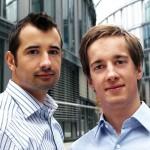 Manuel Koelmann und Florian Schreckenbach