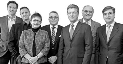 HR Alliance Gründungsvorstand
