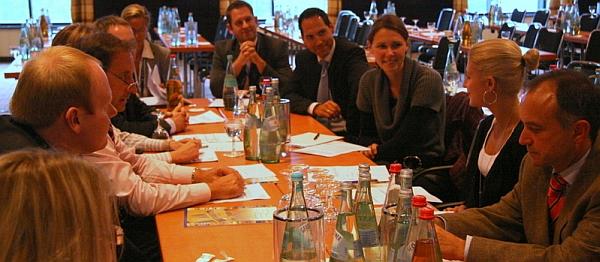 Networking und Diskussionsgruppen prägten den StepStone Summit 2009