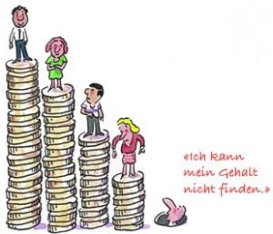 Das richtige Gehalt finden (Grafik: jova-nova.com)