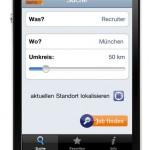 iPhone von JobScout24