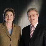 Annelie Buntenbach, Peter Clever