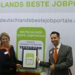 Dr. Eva Birkmann und Tom Wiegand, Jobvector