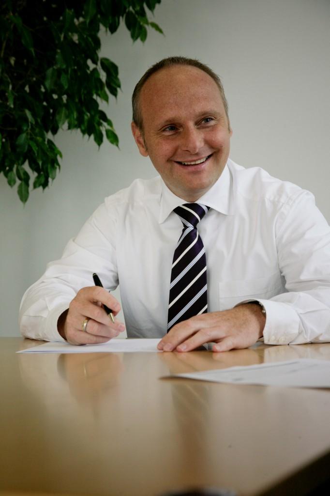 Dirk Hahn, CEO Hays AG