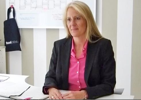 Bianca Burmester, Geschäftsführerin foodjobs.de