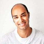 Ijad Madisch, Gründer und CEO von ResearchGate.net