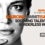 #SOSU Europe: Sourcing Summit Amsterdam