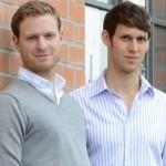 Die joblocal-Gründer Sebastian Dinzenhofer und Dominic Bönisch
