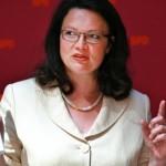 Andrea Nahles (Foto: Bea Marquardt / SPD)