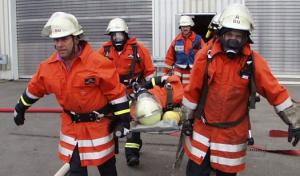Berufswunsch Feuerwehrmann