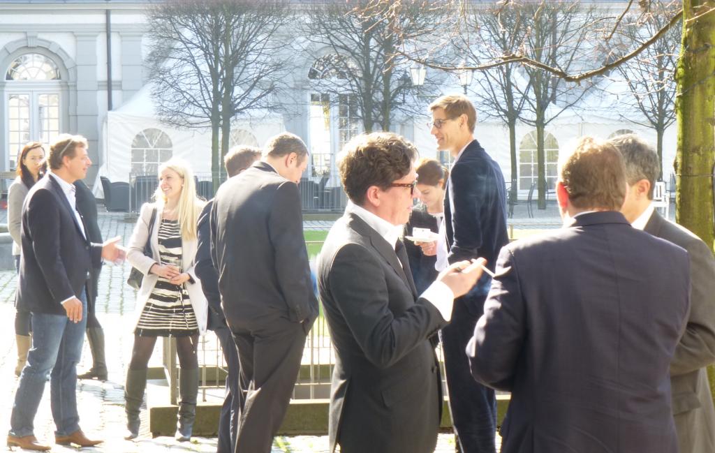 picture_recruiting_convent_2014_Bensberg_Networking_Break