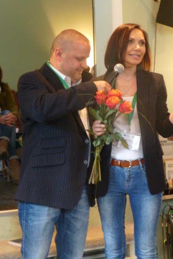 Olga und Jörg Buckmann