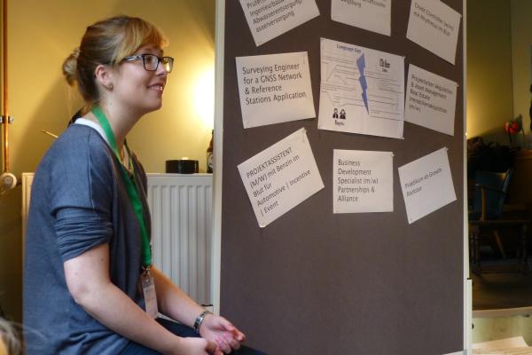Textkernel-Marketing-Frau Sandra Petschar: Auf Kriegsfuß mit Jobtiteln