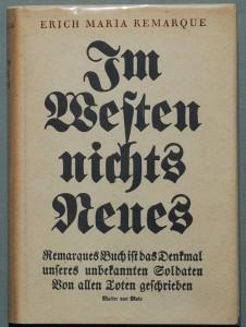 Buchtitel aus dem Jahr 1929