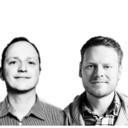 Die Freunde der Arbeitgebermarke: Jannis Tsalikis und Ralf Junge