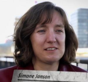 Simone Janson, Journalistin und HR-Bloggerin