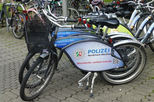 Vorbild Polizei: Mobile Recruiting in Düsseldorf