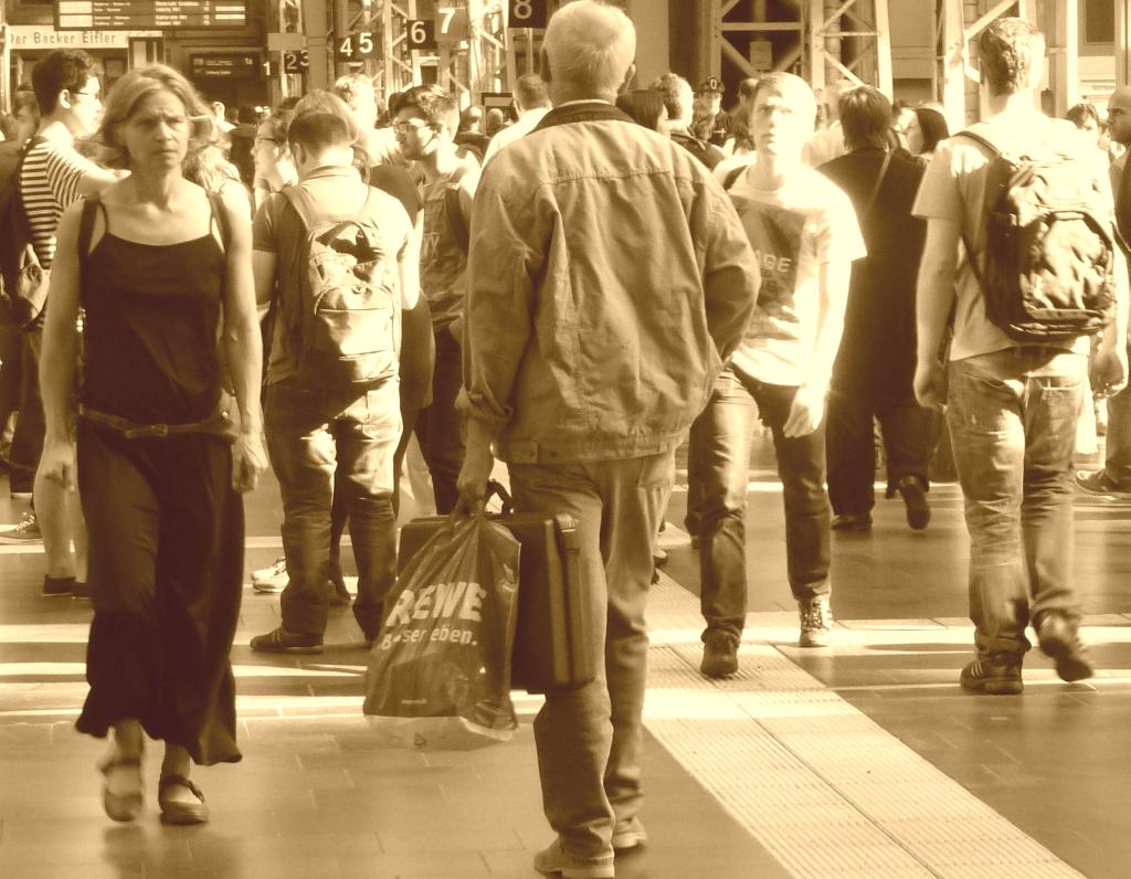 Kollisionsfreies Recruiting: Aneinander vorbei ist nur für Berufspendler eine Primärtugend