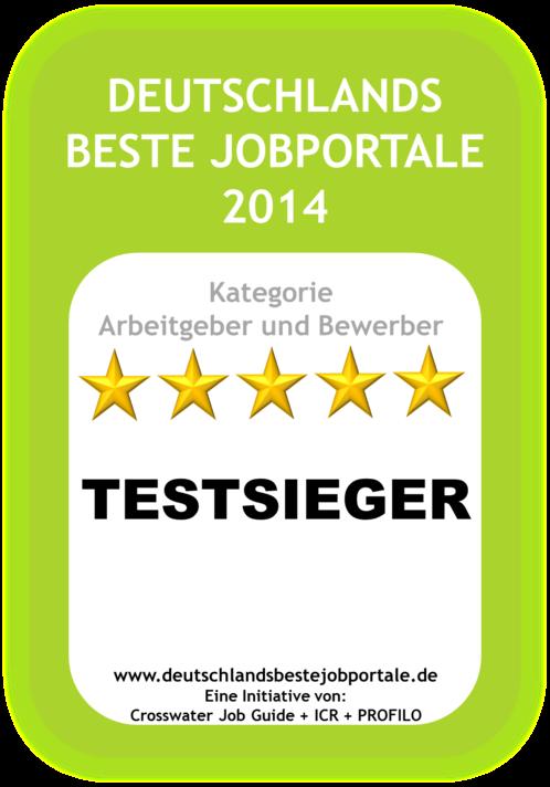 Deutschlands beste Jobportale