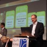 Wolfgang Brickwedde präsentiert Deutschlands beste Jobportale auf der Zukunft Personal 2014