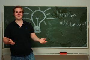 Clemens Schröder, prozubi