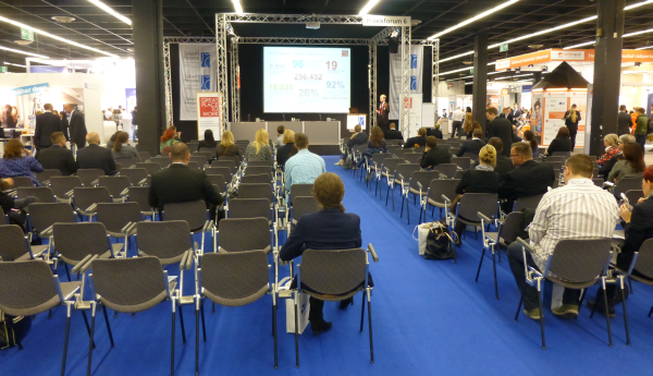 Vortrag im Fachforum 6 auf der Messe Zukunft Personal 2014: Resonanzlos