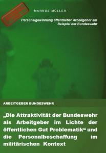 cover_Markus_Müller_Attraktivität_Arbeitgeber_Bundeswehr