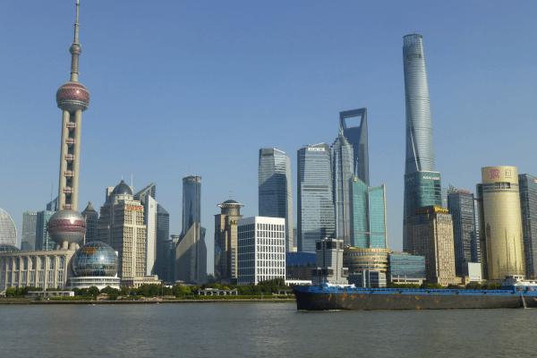 Shanghai Panorama Pudong