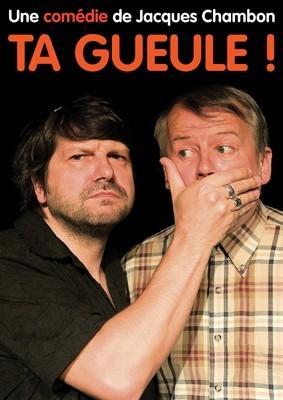 """Der französische Komiker Jacques Chambon in seinem Kabarett-Stück """"Ta Geule"""""""