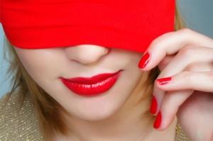 Verbundene Augen: Nur bei Fifty-Shades-of-Grey angesagt