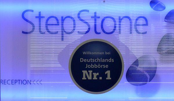 Stepstone - Willkommen