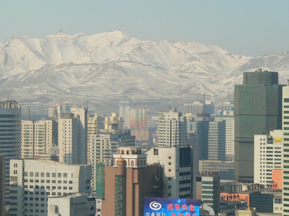 Urumqi (Foto: Wikipedia)