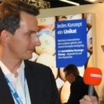 Björn Schumburtzki im Interview mit Miriam Gralla Karriereradio.fm