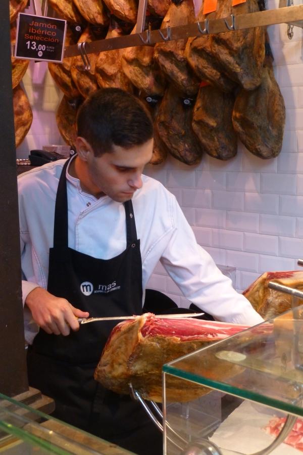 Trotz hoher Geschicklichkeit: Fleischerei-Verkäufer am Ende der Gehaltsskala.