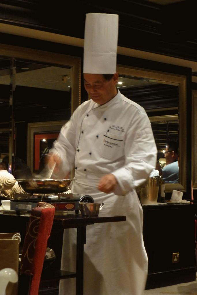 Beruf: Chefkoch