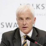 Matthias Müller, VW. Foto: Wikipedia.