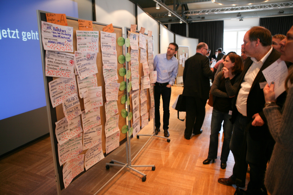 HR BARCAMP 2016: Die Qual der Session-Auswahl