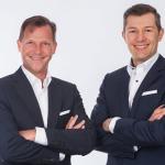 Niels-Martin Däfler und Ralph Dannhäuser