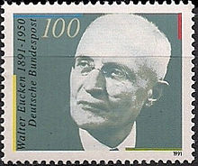 picture_Eucken_Walter_Briefmarke_DBP_1991_1494-R