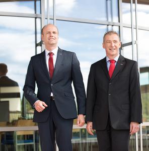 Andreas Nusko und Dr. Ralf Eisenbeiß