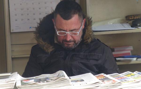 Der langsame Tod der Zeitungen