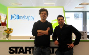Jobmehappy-Gründer