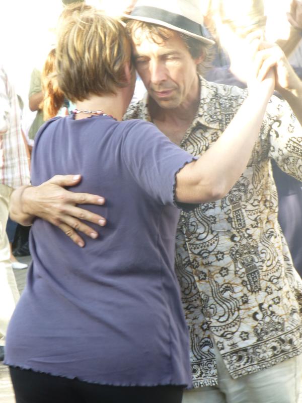 Beziehungsarbeit beim Tango-Tanz