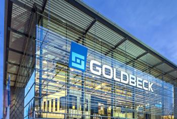 Die Goldbeck-Firmenzentrale in Bielefeld