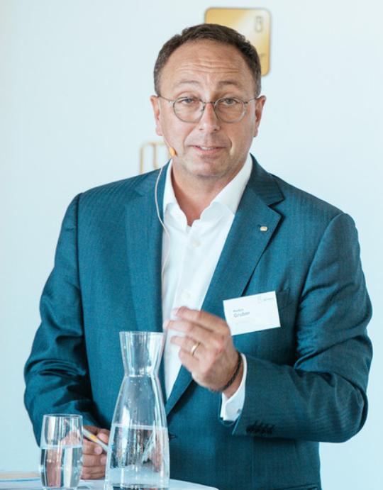 Markus Gruber, Initiator BESTRECRUITER