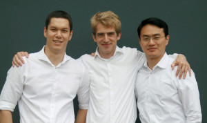 Mobilehead Gründerteam