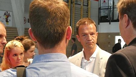 Fredi Bobic (Vorstand Sport Eintracht Frankfurt)
