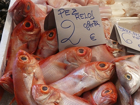 Lebensmittel & Fischmarkt