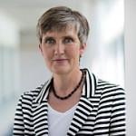 Karen Walkenhorst, Mitglied des Vorstands der Techniker Krankenkasse. Pressefoto der Techniker Krankenkasse zur Verwendung für redaktionelle Zwecke.